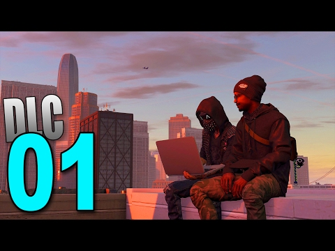 Watch Dogs 2 - Human Conditions DLC (Part 1)