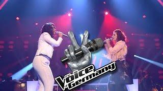 Maneater – Camilla Daum vs. Julia Zander | The Voice 2014 | Battle