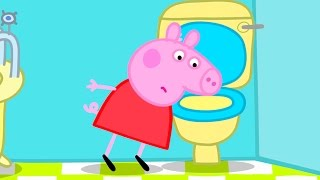 Peppa Pig - new glasses for dady pig width=