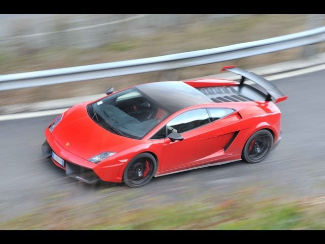 evo Diaries- Lamborghini Gallardo LP570-4 Super Trofeo Stradale