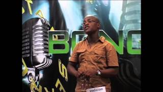 Bongo Star Search 2015 Promo - Peter Msechu width=