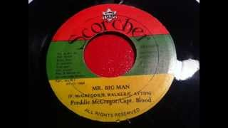 Freddie McGregor & Captain Blood - Mr. Big Man - 7 inch - 1994