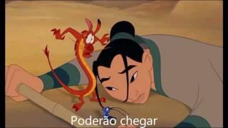 Mulan - I'll make a Man out of You (EU Portuguese) *Lyrics* HD