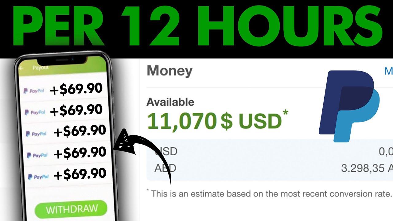 Free $69.90 Per 12 Hours [NO LIMIT] | Passive Income