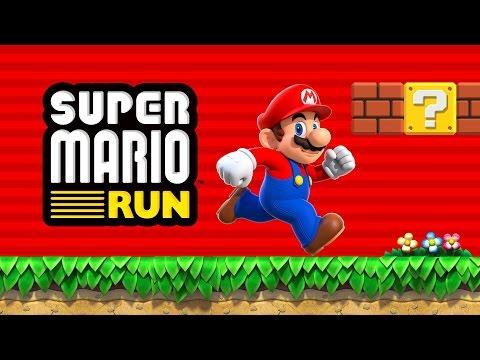 Super Mario Run Review în Limba Română (Prezentare joc pe iPad Mini Retina/ Joc iOS)