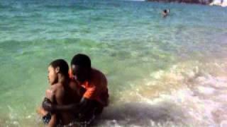 wwe en la playa parte 2