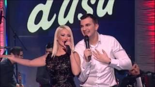 Aleksandra Bursac i Milos Brkic - Sto te nema ljubavi - PZD - (TV Grand 27.01.2016.)