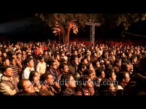Rock Band at South Asian Band Festival