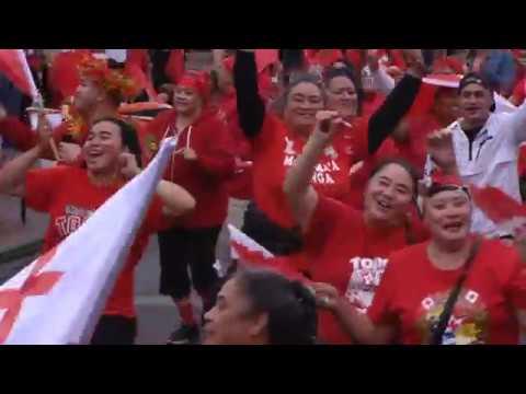 Otahuhu a sea of Tongan flags and ecstatic fans after league quarter final win