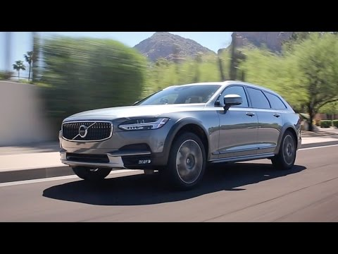 2017 Volvo V90 Cross Country - Review and Road Test