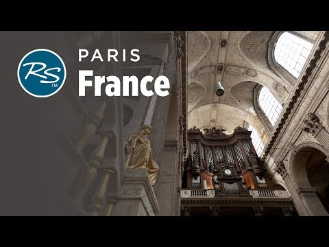Paris, France: Saint-Sulpice Church – Rick Steves' Europe Travel Guide – Travel Bite