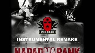 Gang Albanii- Napad na bank (instrumental remake)