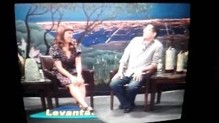 Error clip while filming (Levantate ya es Tiempo)