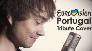 Alexander Rybak - ESC Winner 2017 Portugal -  Tribute Cover (UNOFFICIAL English Lyrics)