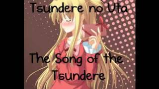 Tsundere no Uta [English+Romaji]