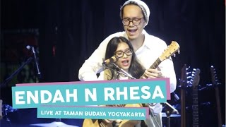 [HD] Endah N Rhesa - Baby It's You (Live at Taman Budaya Yogyakarta, April 2017)
