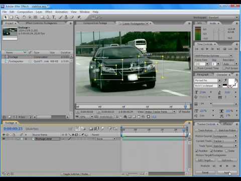 Adobe After Effects - Stabilize Motion(Görüntü Sabitleme) // opereysin.com