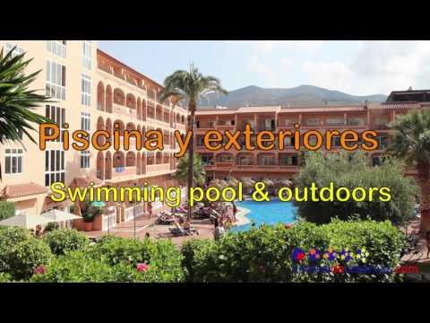 Hotel Bahía Tropical, Almuñécar