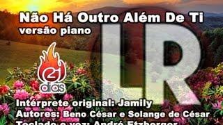 Tecladista André Etzberger - Não Há Outro Além De Ti (piano) - Jejum de Daniel