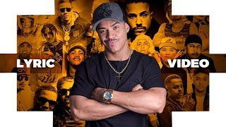 MC Kapela - O Pai Ta Voando (Lyric Video) DJ Oreia