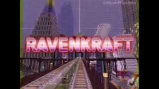 "RAVENKRAFT RETRO VHS ADVERTISEMENT- ""RAILWAY"""