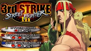 Street Fighter III: 3rd Strike | Alex Combos