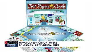 El famoso juego de Monopolio versión Naples y Fort Myers