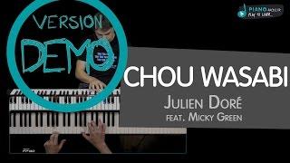 Cover Chou Wasabi de Julien Doré - Tuto Piano