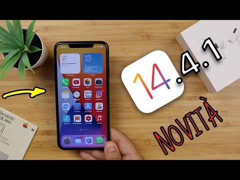 iOS 14.4.1 FUORI ORA | NOVITÀ + CONSIGL …