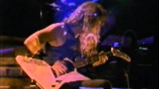 MetallicA - To Live Is to Die 1989