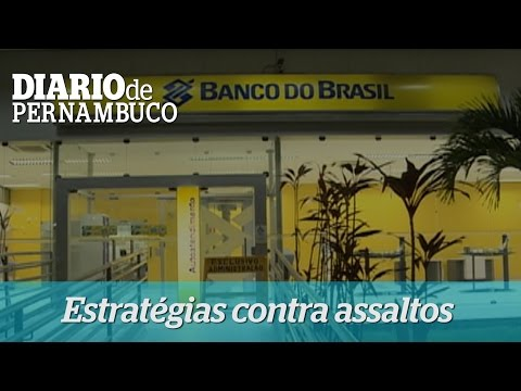 SDS vai intensificar a��es preventivas no roubo a bancos do estado