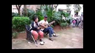 Musique dans les rues de la havane - La Havane Cuba