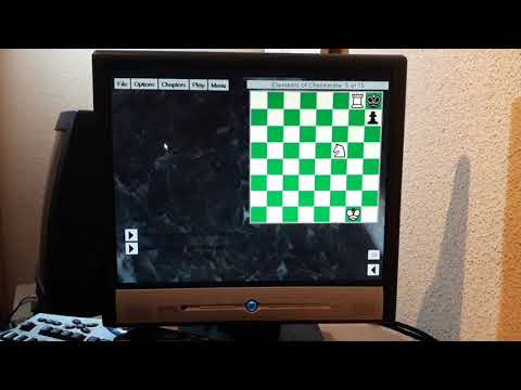 MS-DOS - | Bobby Fischer Teaches Chess | - 1994. Mission Studios