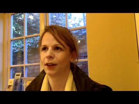 volunteer Mel talks about her first volunteer experience