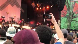 Cage the Elephant - Mess Around - ACL 2016 Weekend 1