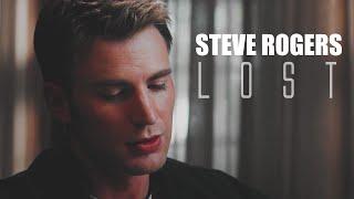 steve rogers | lost