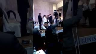 Cel mai frumos moment la nunta lui denis