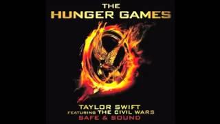 Taylor Swift Feat. The Civil Wars - Safe & Sound (Audio)