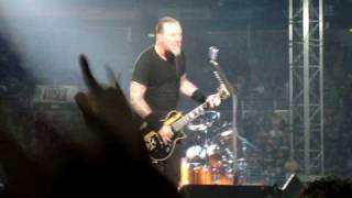 Metallica, live at Rome - Cyanide + FOMENTO :rox: