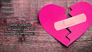Mi Buen Corazón-Orquesta La Unica (letra)