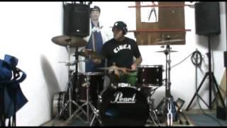 Louie Pacheco - Fonzie A Tua Imagem Drum Cover