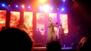 Hotter than fire  Live - Eric Saade   9/12-11 Halmstad