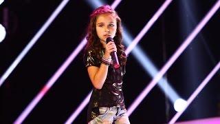 """Irina Rimes - """"Visele"""". Vezi interpretarea Larisei Oneț, la Next Star!"""