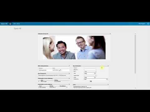 Epos HR Optimize - Samlet gennemgang