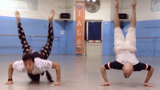Melanie Martinez - Carousel - Choreography by Alex Imburgia, I.A.L.S. Class combination