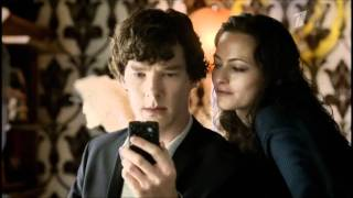 Sherlock/Irene  - Criminal (Sherlock BBC) (song by Britney Spears)