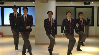 Gleedom - Uptown Girl (Glee Dance Cover)