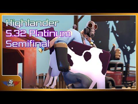 UGC EU HL S32 Platinum Semifinal: Gimme opponent! vs. Kebab Police