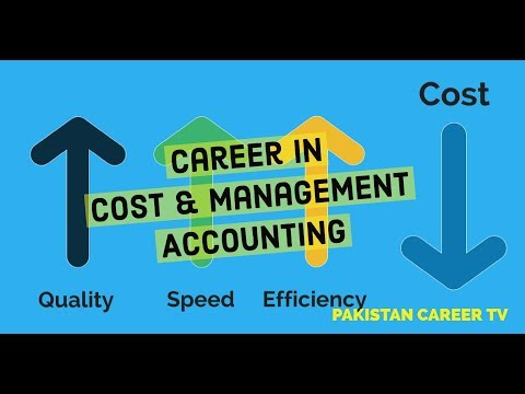 Career in Cost & Management Accounting