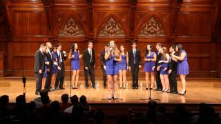 Lean On Me (Bill Withers) - The Harvard Callbacks